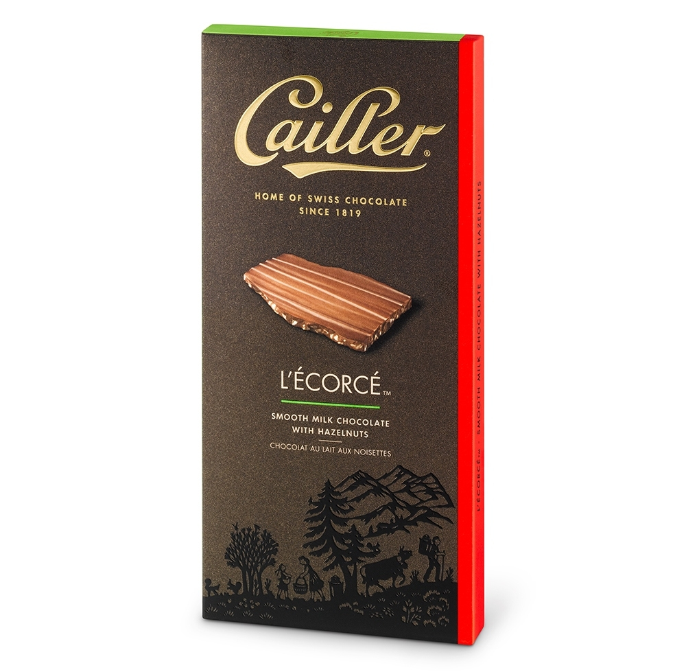 rlc produces premium packaging for Swiss chocolate brand Cailler ...